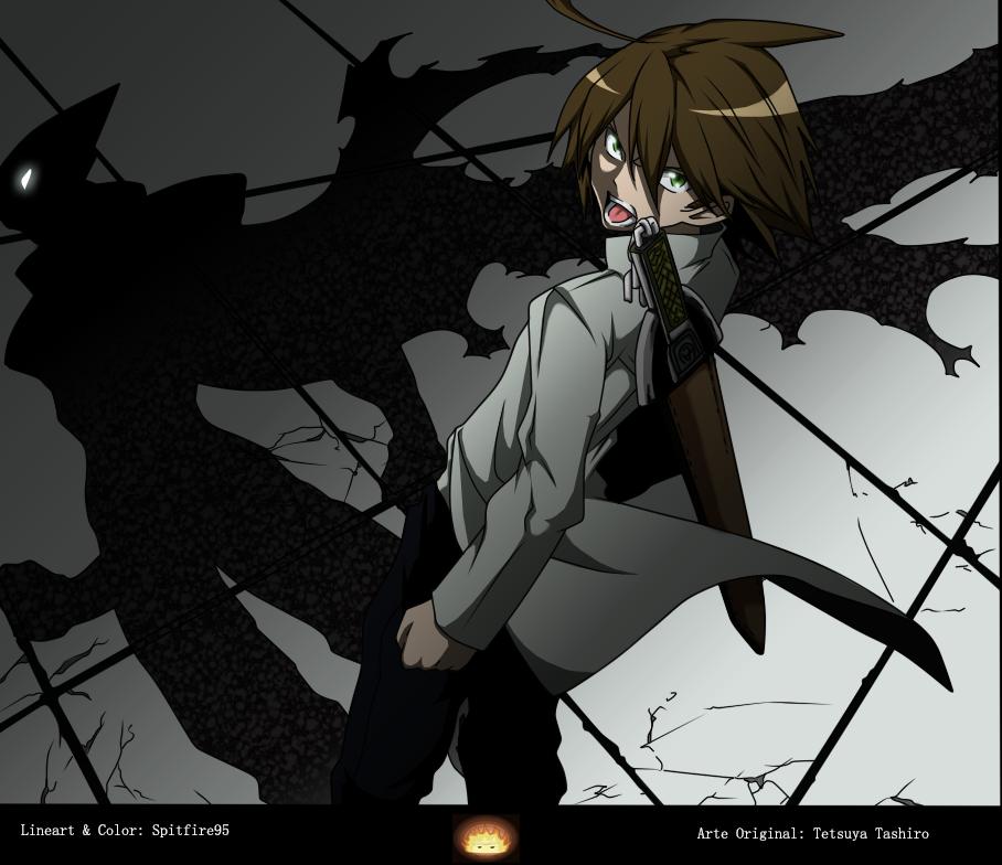 Akame Ga Kill!!! 28 Tatsumi Teigu Ectasy By Spitfire95 On