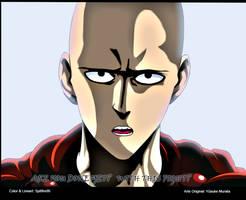 Onepunch-Man 45 Saitama