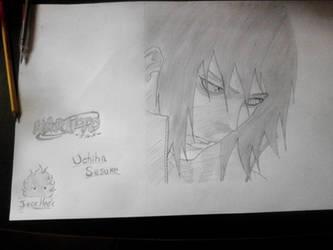 Naruto 692 Uchiha Sasuke by Spitfire95