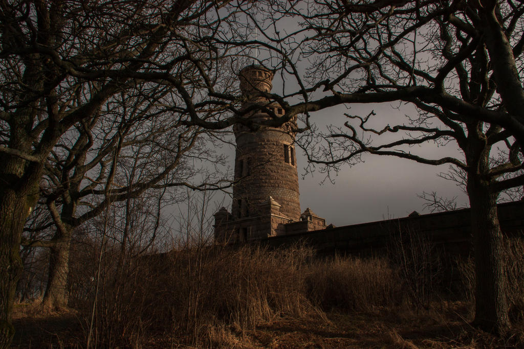 Water tower by mabuli