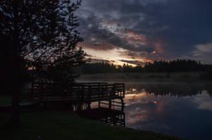 By the lake by mabuli