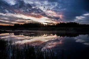 Daybreak III by mabuli