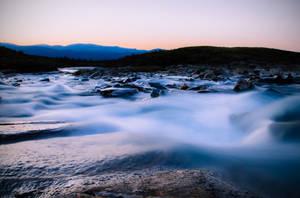 Water flow by mabuli