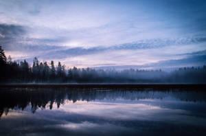 Cold dawn II by mabuli