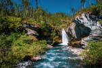 Abisko waterfall II