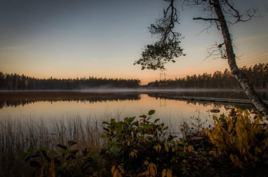 Calm lake III