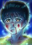 Yusuke from Yu yu hakusho