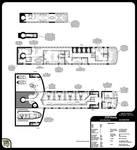 CCSV Victoria, Deckplans