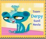 Team Derpy Sunil Nevla by sailorlovesong