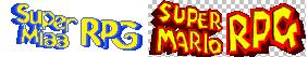SMRPG title comparison by HalberdMel