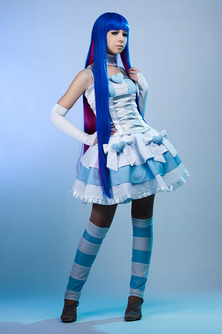 Stocking Cosplay by MikuSempie