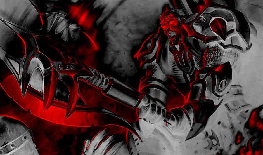 Blood Lord Darius by DarkSpace141 ...