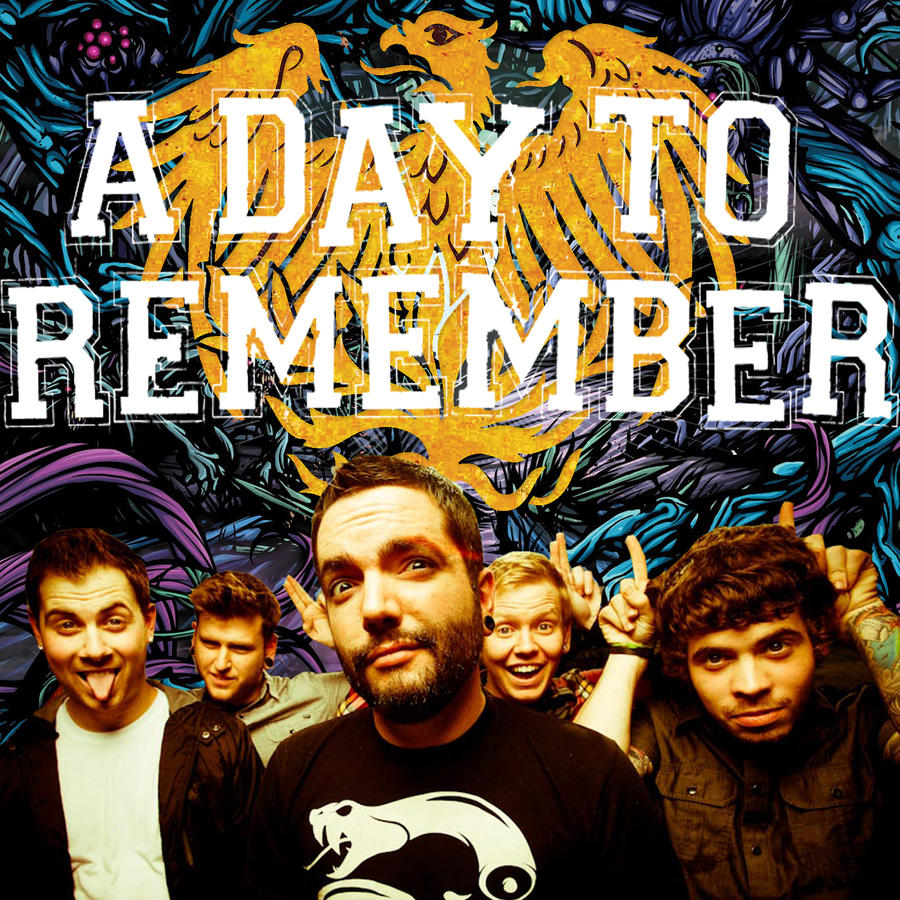 FOTOS  A Day To Remember Homesick Background Tumblr