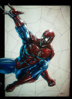 Spiderman commition by pakosantana