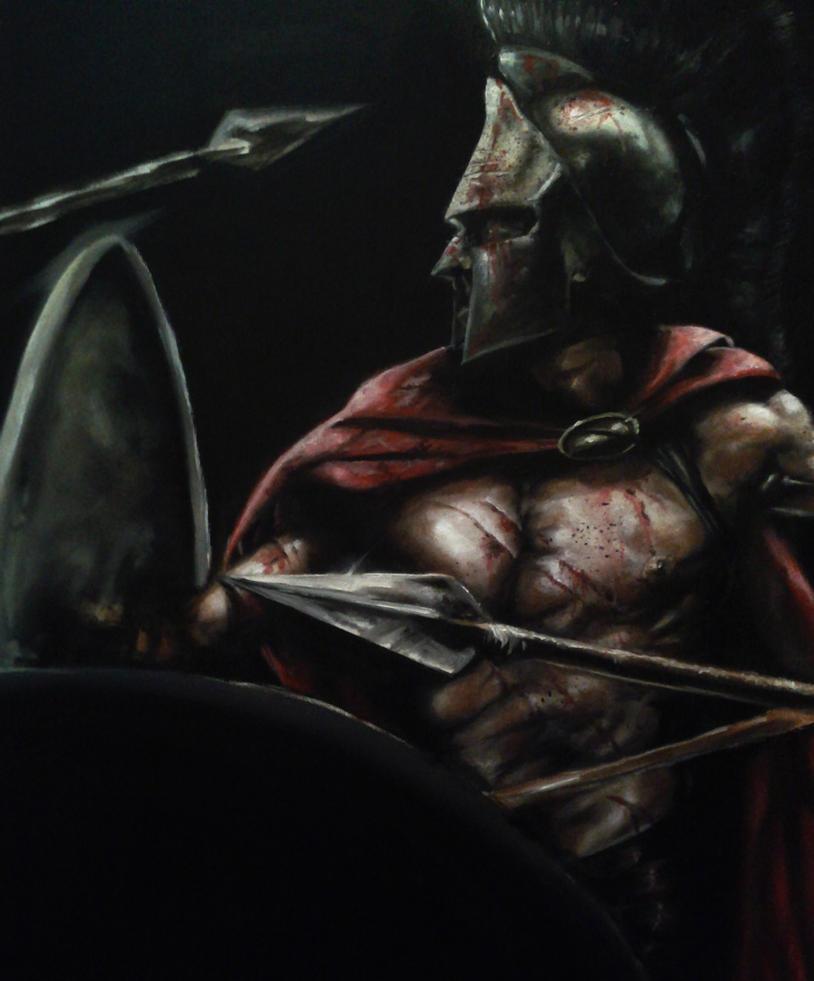 spartan warrior by pakosantana on DeviantArt