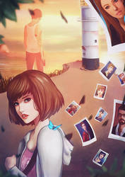 Life is Strange by Ayaka-Itoe
