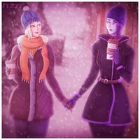 snowy~ by iamhzn