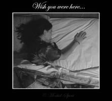 Wish you were here... by MoRbId-SpIRiT