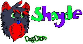 Shayde by dopplerdragon
