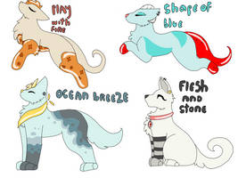 Adopt batch (offer to adopts) by sugerpawz