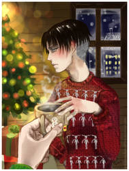 Secret Santa Gift: Rivaille by AurionPride