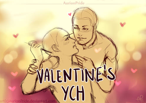 -AUCTION- Valentine's YCH [CLOSED]