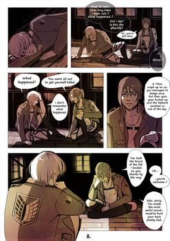 CM: Roses - page 08 - SnK doujinshi