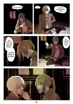 CM: Roses - page 09 - SnK doujinshi