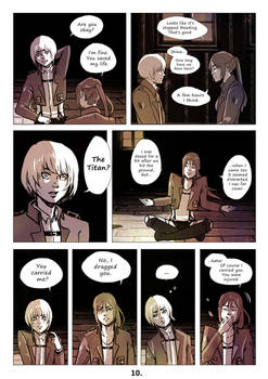 CM: Roses - page 10 - SnK doujinshi
