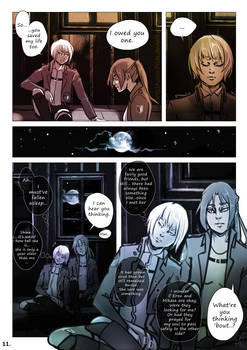 CM: Roses - page 11 - SnK doujinshi