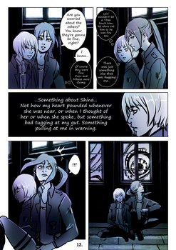 CM: Roses - page 12 - SnK doujinshi