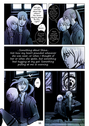 CM: Roses - page 12 - SnK doujinshi by AurionPride