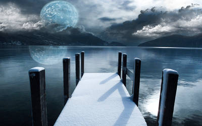 moon light by daynights