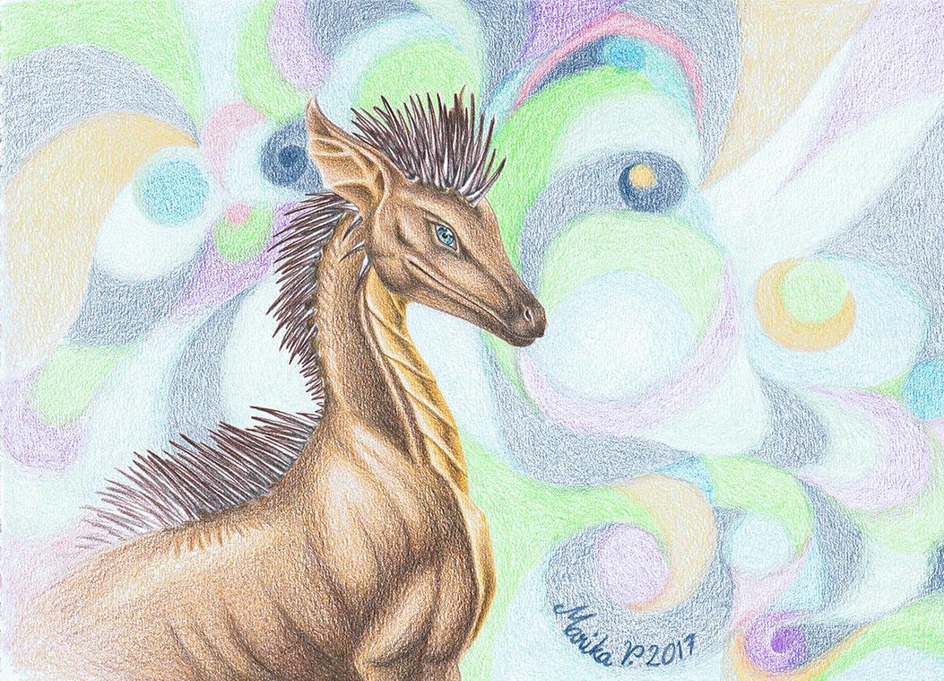 Dream Dragon by YikYik
