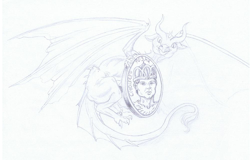Daily Sketch 30 Penny VIP 2 by YikYik