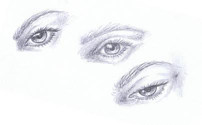 Eyes Doodle