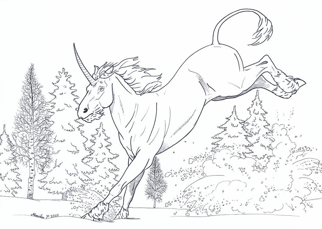 Playing Unicorn