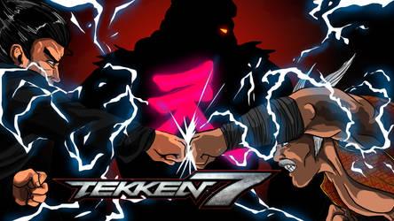 Tekken7 Commission by ReineofAberrants