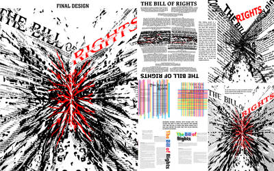 The Bill of Rights : Final Design by ReineofAberrants