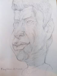 Free-Time Sketch