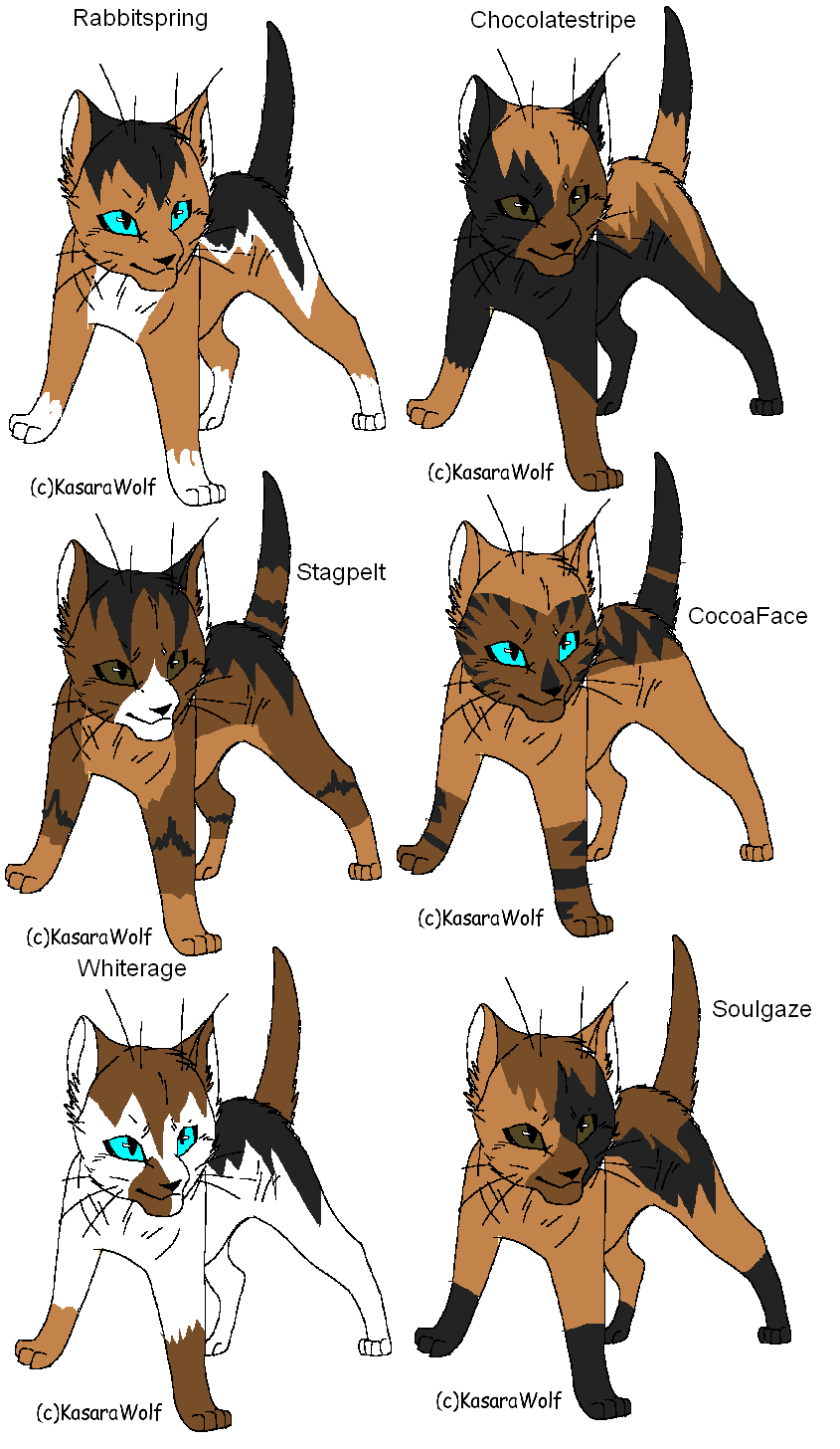 Warrior Cat Names For Brown Tabby