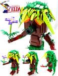 LEGO Deku Scrub Link