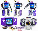 Vantage - LEGO Game Boy Advance Transformer