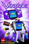 Vantage - LEGO Game Boy Advance Transformer Print
