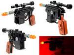 Electronic LEGO DL-44 Blaster
