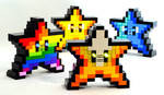 Electronic LEGO Super Mario Invincibility Starmen