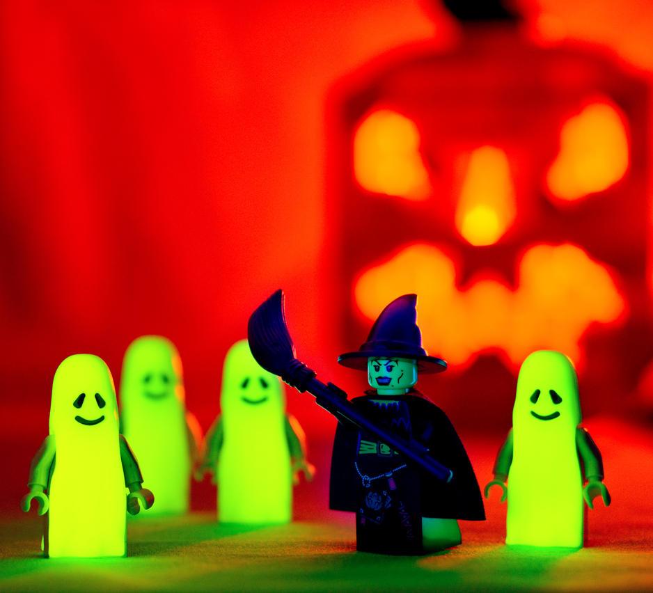 Happy Halloween from Baron von Brunk by VonBrunk