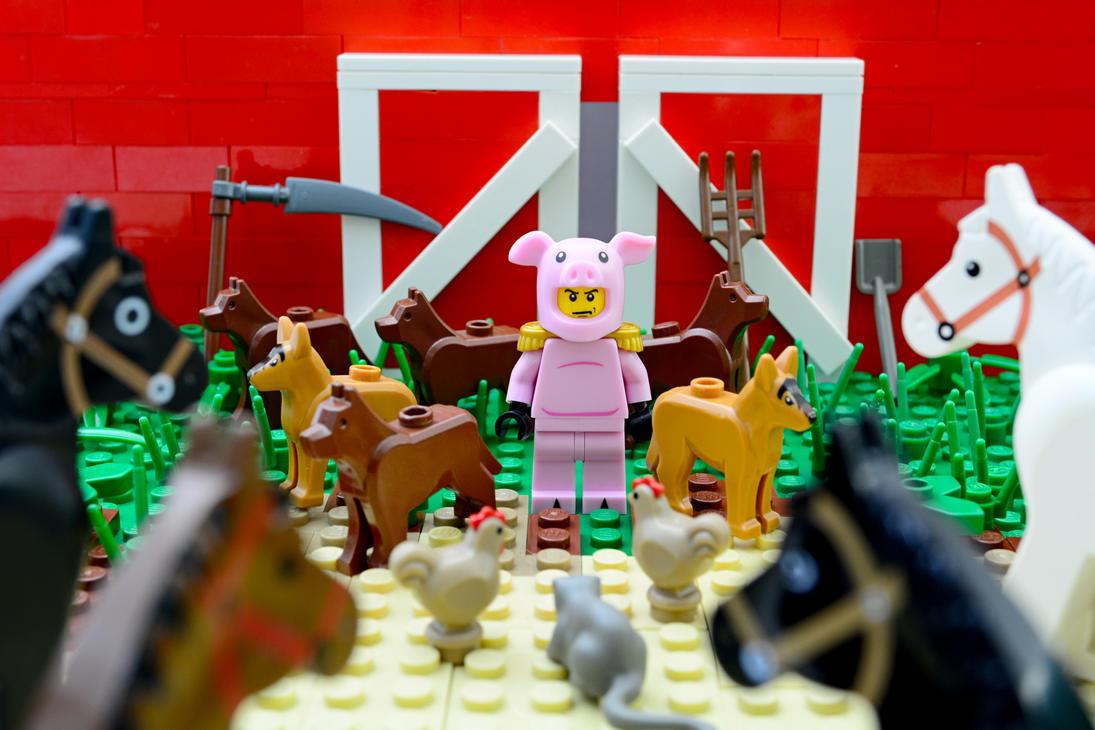 Animal Farm by VonBrunk