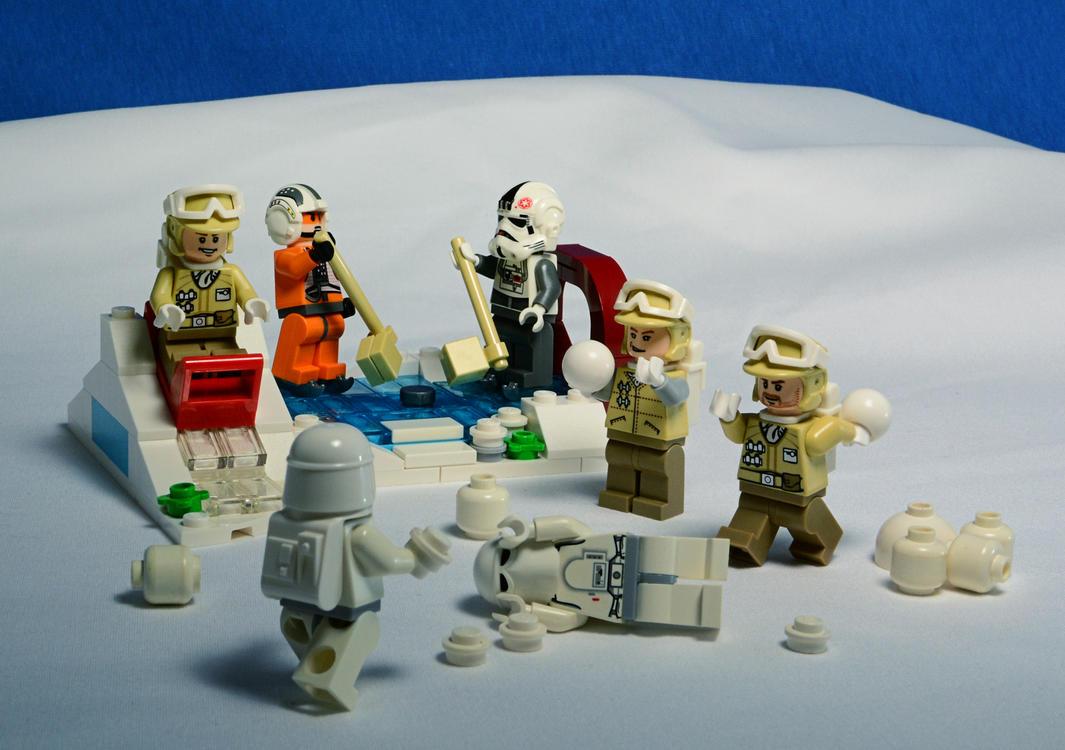 Hoth Ceasefire by VonBrunk