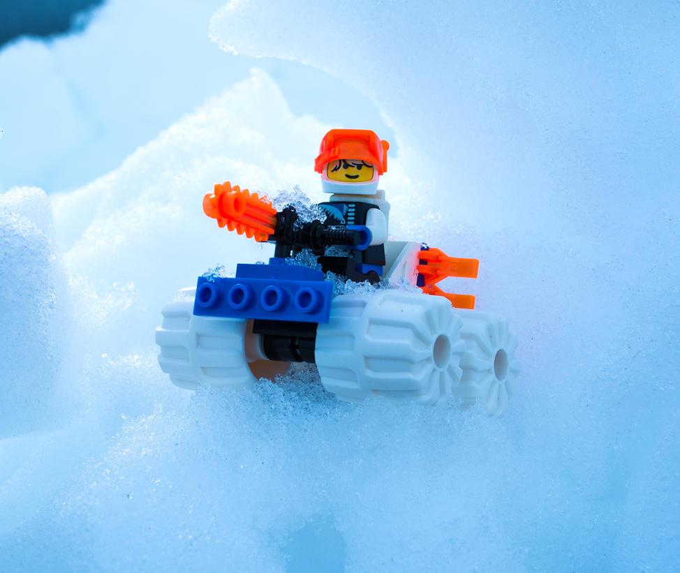 Ice Tunnelator by VonBrunk